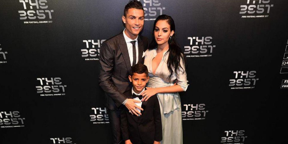 Ronaldo Reveals the Name of the Child's Outcome His relationship with Georgina