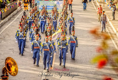 PMA Cadets Marching Bird's Eye View Vantage Shot