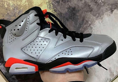 """27c78bab9fa After the iconic """"Infrared"""" Air Jordan 6 released to much fanfare over  All-Star Weekend"""