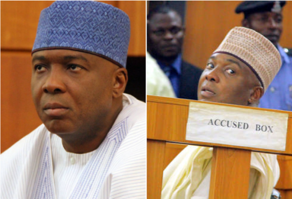 Senate President Bukola Saraki sacks 98 of his 300 aides