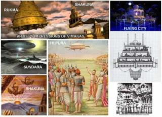 Βέδες πριν 6000 χρόνια: Ιπτάμενα Οχήματα των Ελλήνων