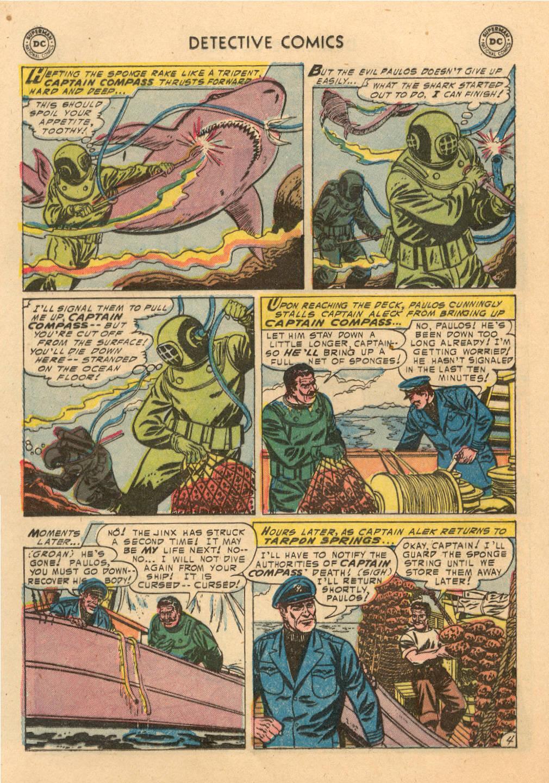 Read online Detective Comics (1937) comic -  Issue #212 - 17