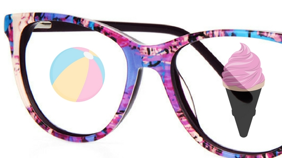 b557db66da Fashionable eyeglasses make a special occasion outfit even more unique.  Eyeglasses trend is all over