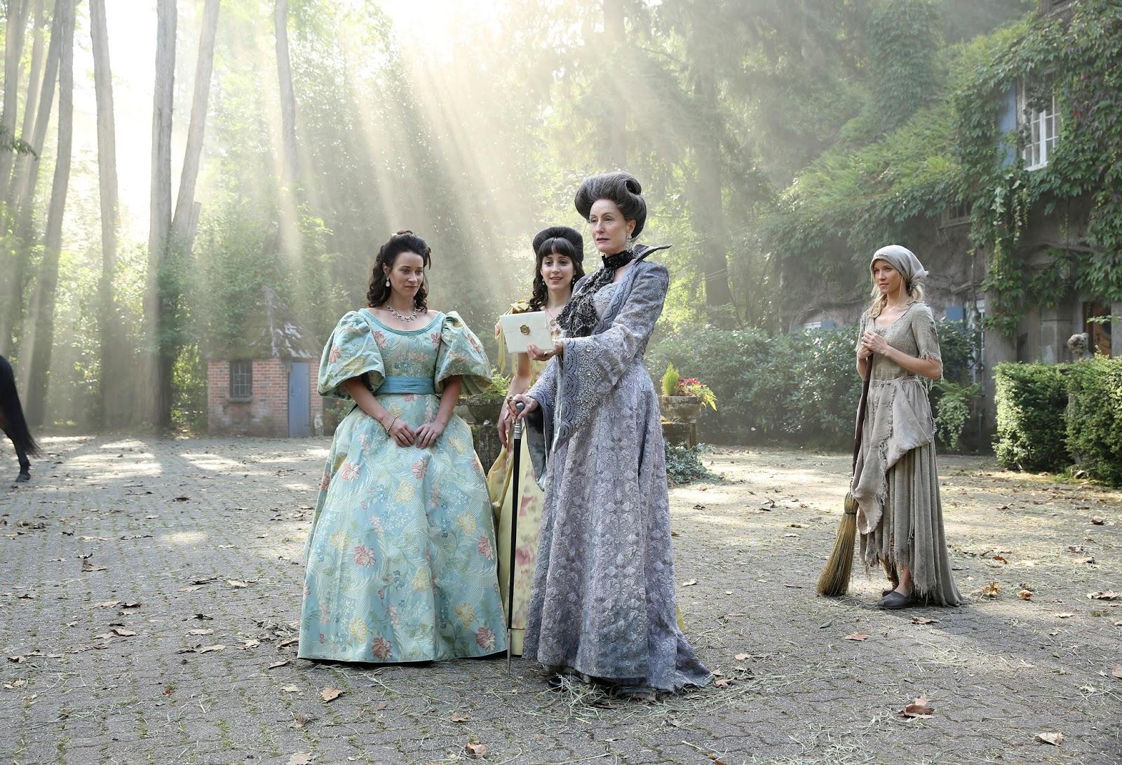 Crítica OUAT 6x03. Las Tremaine reciben la invitación al baile real y Cenicienta quiere asistir