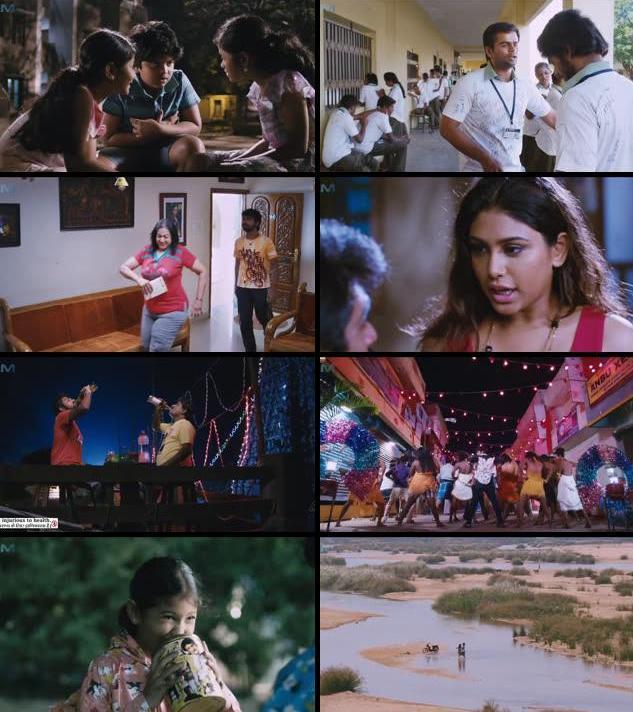 Trisha Illana Nayanthara 2016 Hindi Dubbed 720p HDRip
