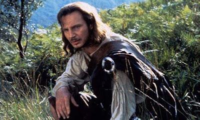 Liam Neeson podría haber sido el Jamie Fraser de Outlander