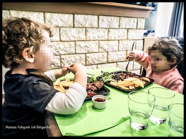 restaurant enfants