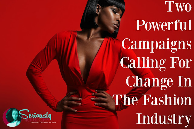 Two Powerful Campaigns Calling For Change In The Fashion Industry
