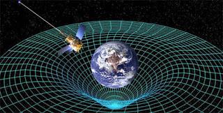 Kütlenin evrene uyguladığı güç zamanın daha hızlı akmasını sağlar…