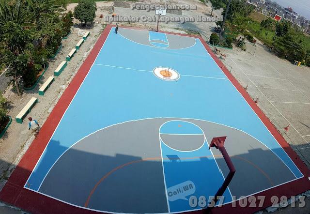 Pemborong Cat Lapangan Basket