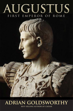 The biography of the first roman emperor caesar augustus