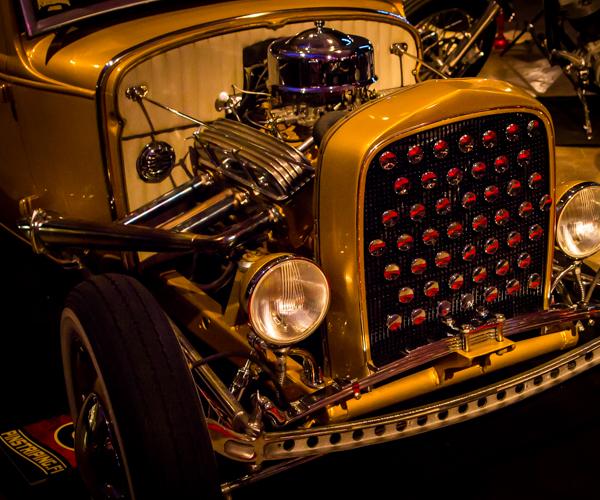 vanhan auton moottori auton rakentaminen customointi kustomointi