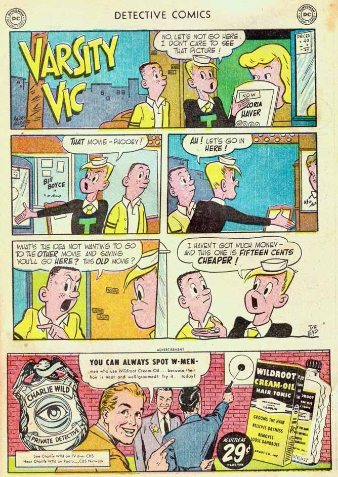Read online Detective Comics (1937) comic -  Issue #174 - 49