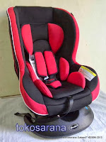 Convertible Baby Car Seat CocoLatte CL898 Group 0+ dan 1 (0 - 18kg)
