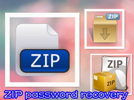 ZIP Password Recovery: ZIP Password Remover - How to Remove ZIP