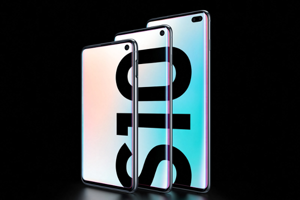 SAMSUNG Galaxy S10, Galaxy S10+, Galaxy S10e and Galaxy S10 5G announced