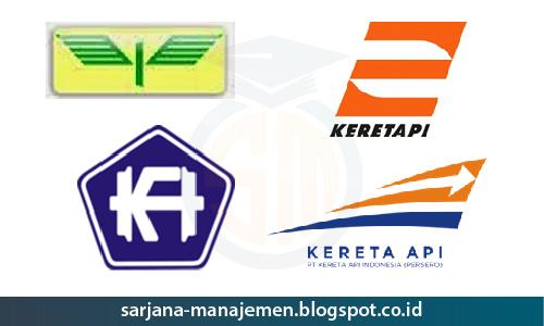 Sarjana manajemen manajemen perubahan di pt kereta api indonesia perubahan logo dan nama yang terjadi pada pt kai terjadi beberapa kali reheart Image collections