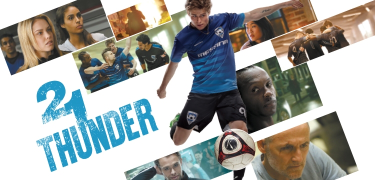 21 Thunder Season 1 Episode 8