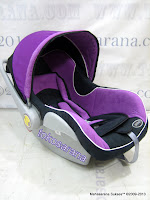 Infant Car Seat Pliko PK02 Group 0+ (0 - 13kg)