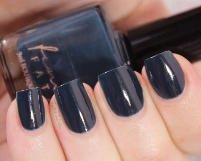 Femme Fatale Cosmetics Rapallo nail polish swatches & review