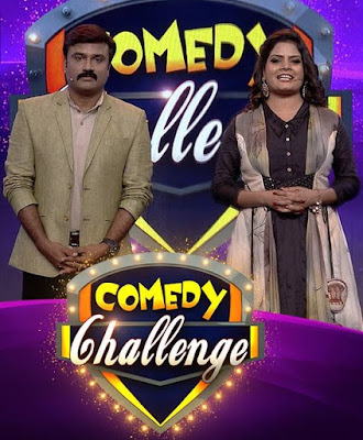 Comedy Challenge on Asianet Anchors