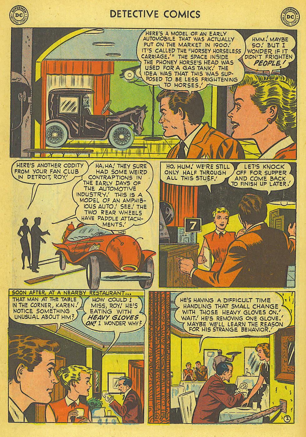 Read online Detective Comics (1937) comic -  Issue #173 - 27