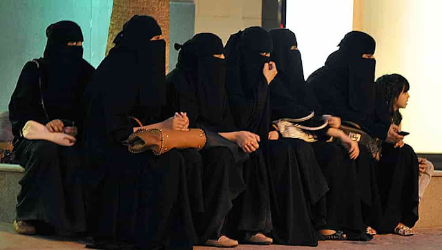 SAUDI APPROVED DECISIONS ON WOMEN RIGHTS