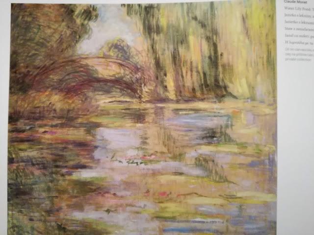 Claude Monet, Water Lily Pond: The Bridge
