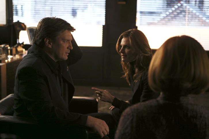 Castle - Episode 8.21 - Hell to Pay - Press Release + Promotional Photos