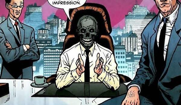 Asal-Usul dan Kekuatan Black Mask, Bos Mafia Gotham dari DC Comics