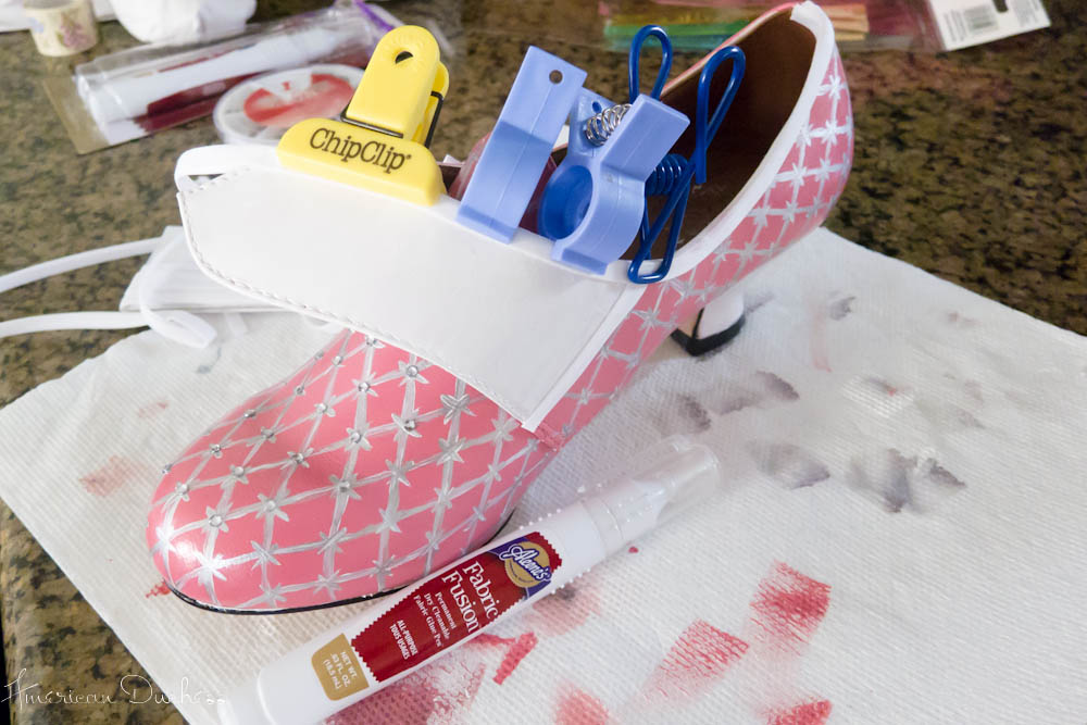 Shoe How To Of The Week Pretty Pretty Pink Princess Shoes