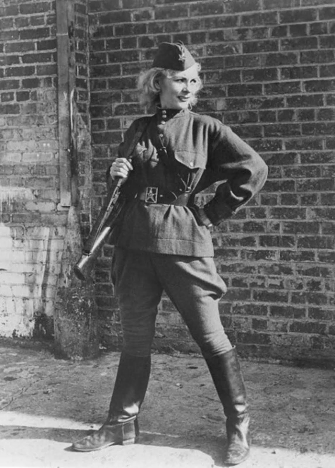 Kyra Petrovskaya was a Russian-American author, actress and a sniper during World War II.