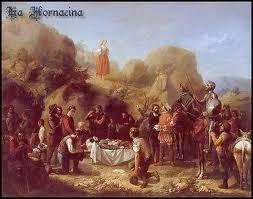 Don Quijote y los pastores