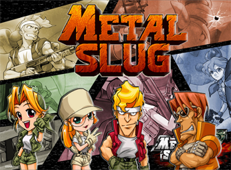 Metal Slug Collection [Full] [Español] [MEGA]