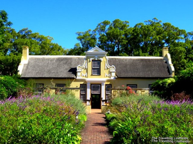 Vergeleglen, The Winelands, South Africa