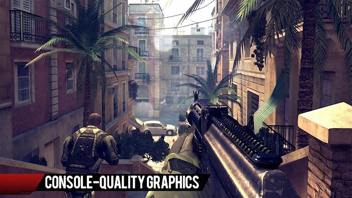 Download Download Modern Combat 4 Zero Hour MOD APK Terbaru