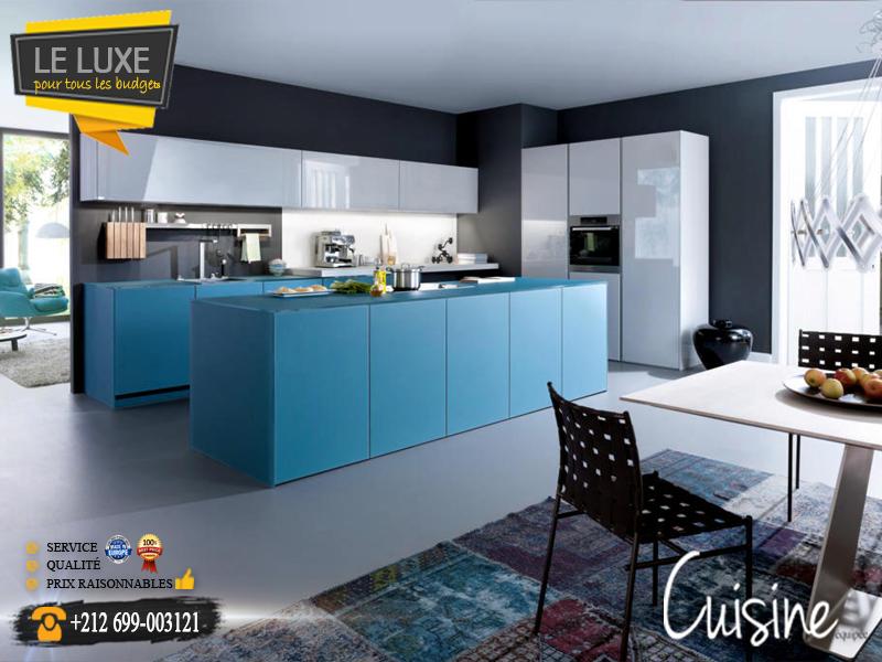 Cuisine quip e design et moderne ou sur mesure hay riad for Amenagement cuisines equipees