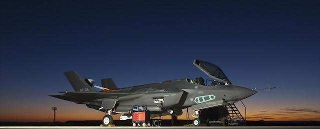 Η «λατρεία» του F-35 και η επικίνδυνη πίστη στην τουρκική παντοδυναμία