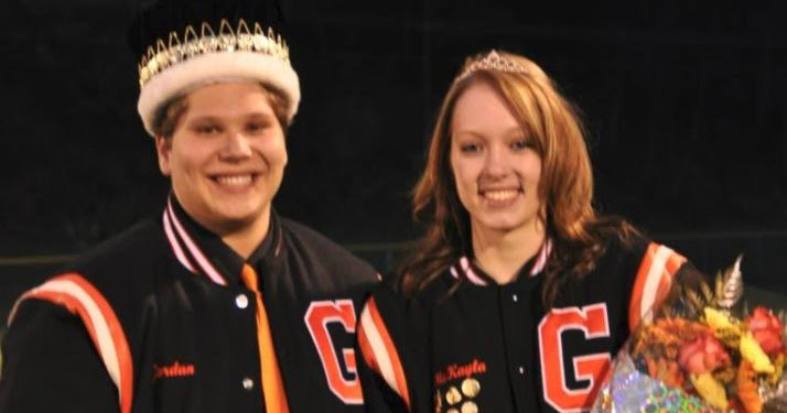 Solomons words for the wise Galeton Area School Districts 2012 Homecoming King and Queen
