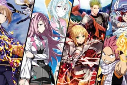 30 Anime Buatan Studio A-1 Pictures Terbaik