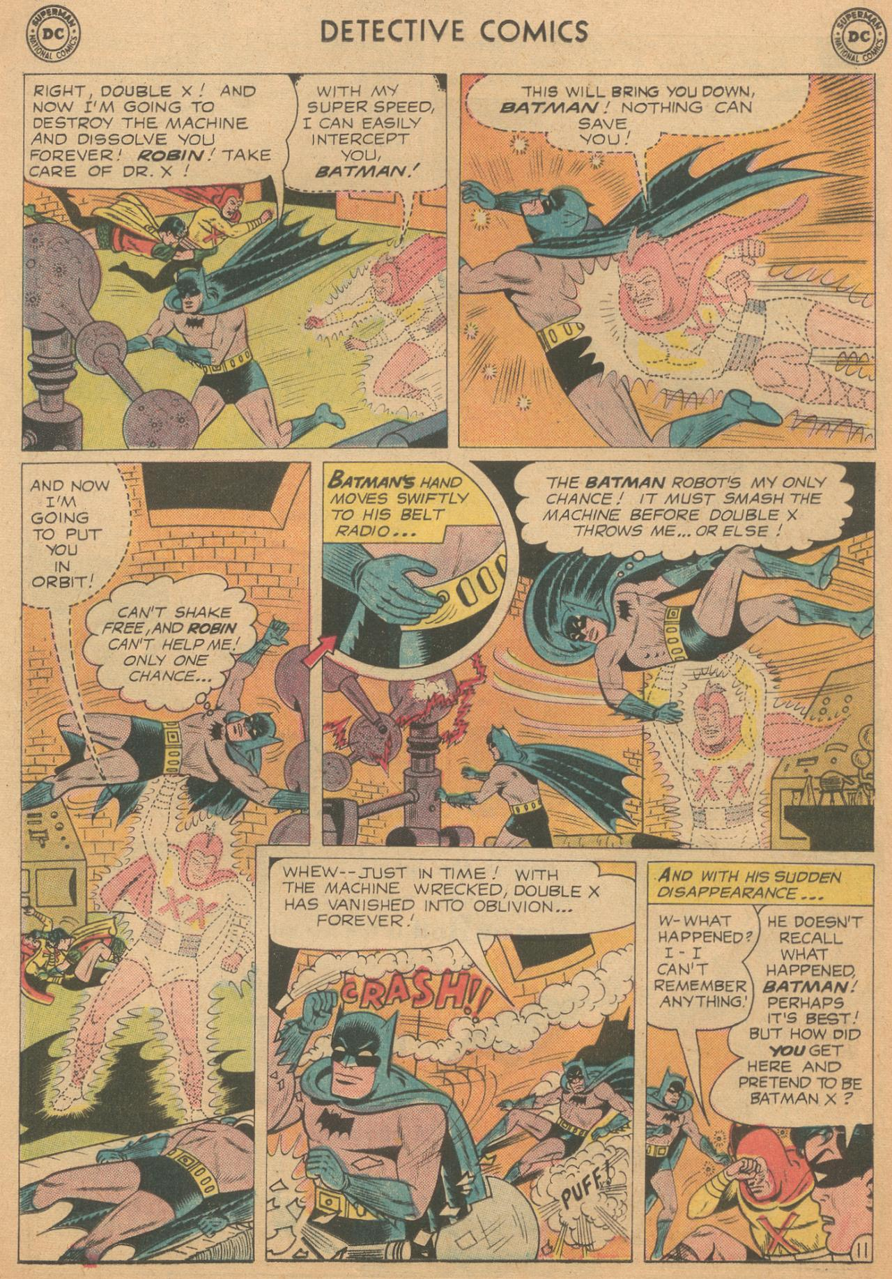 Read online Detective Comics (1937) comic -  Issue #261 - 13