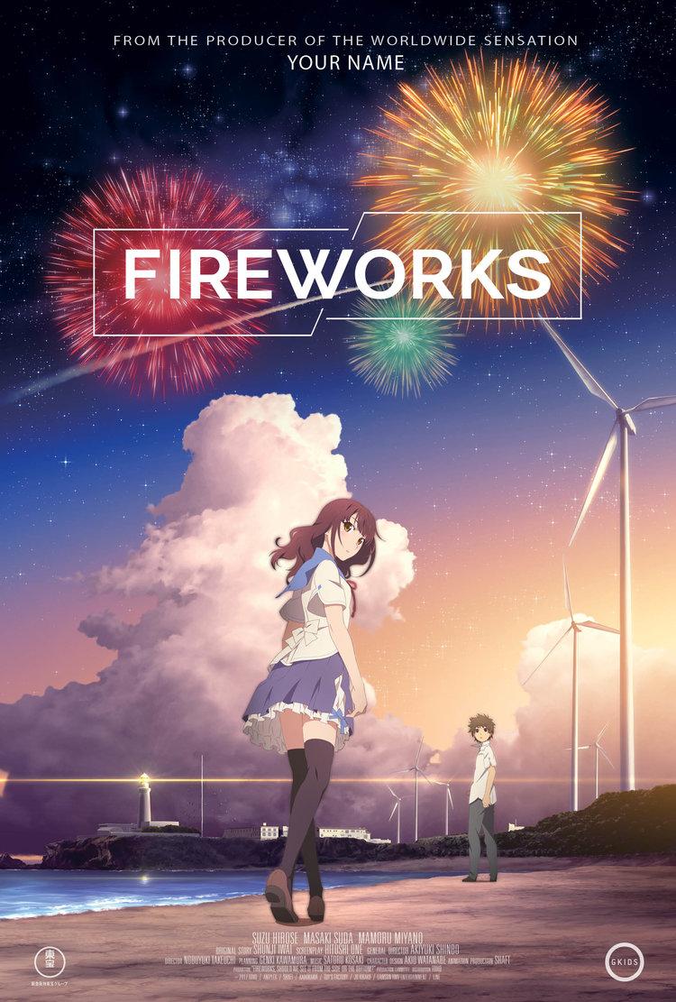 Luces en el Cielo (Fireworks) (2017) |Latino/Castellano| |Película| |Mega 2 Links|
