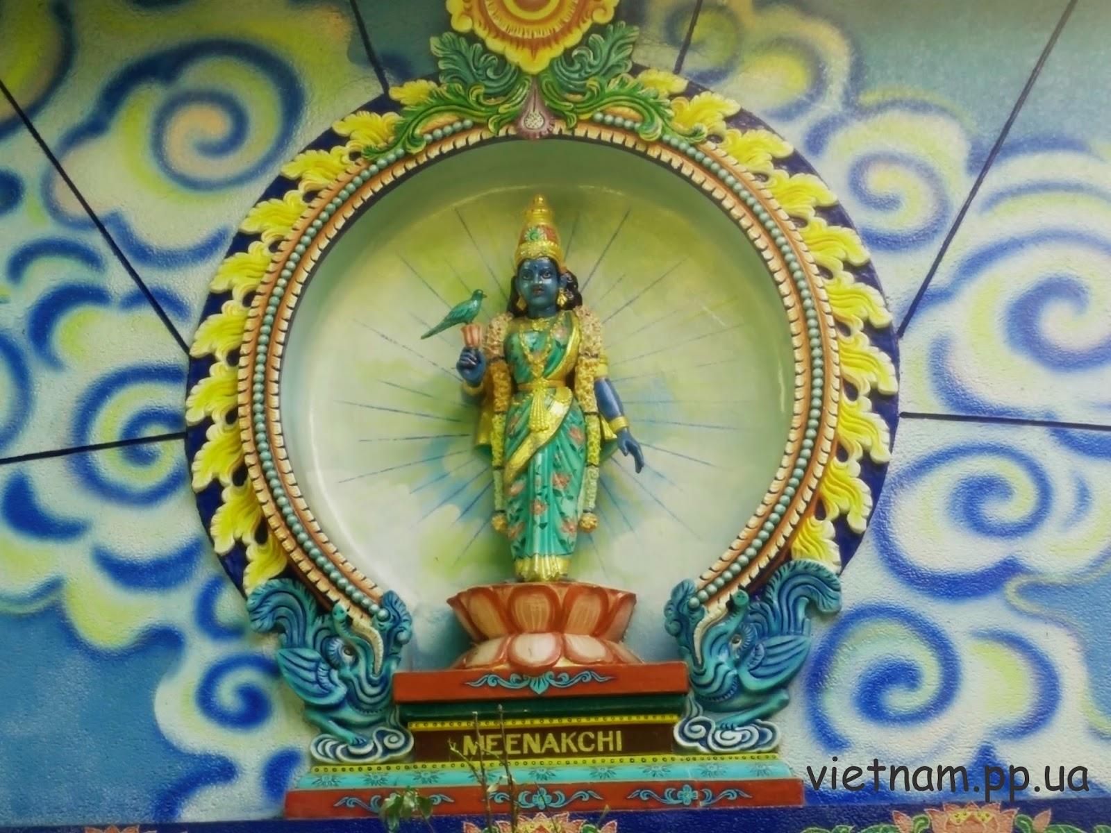 Божество хинди:Meenakchi