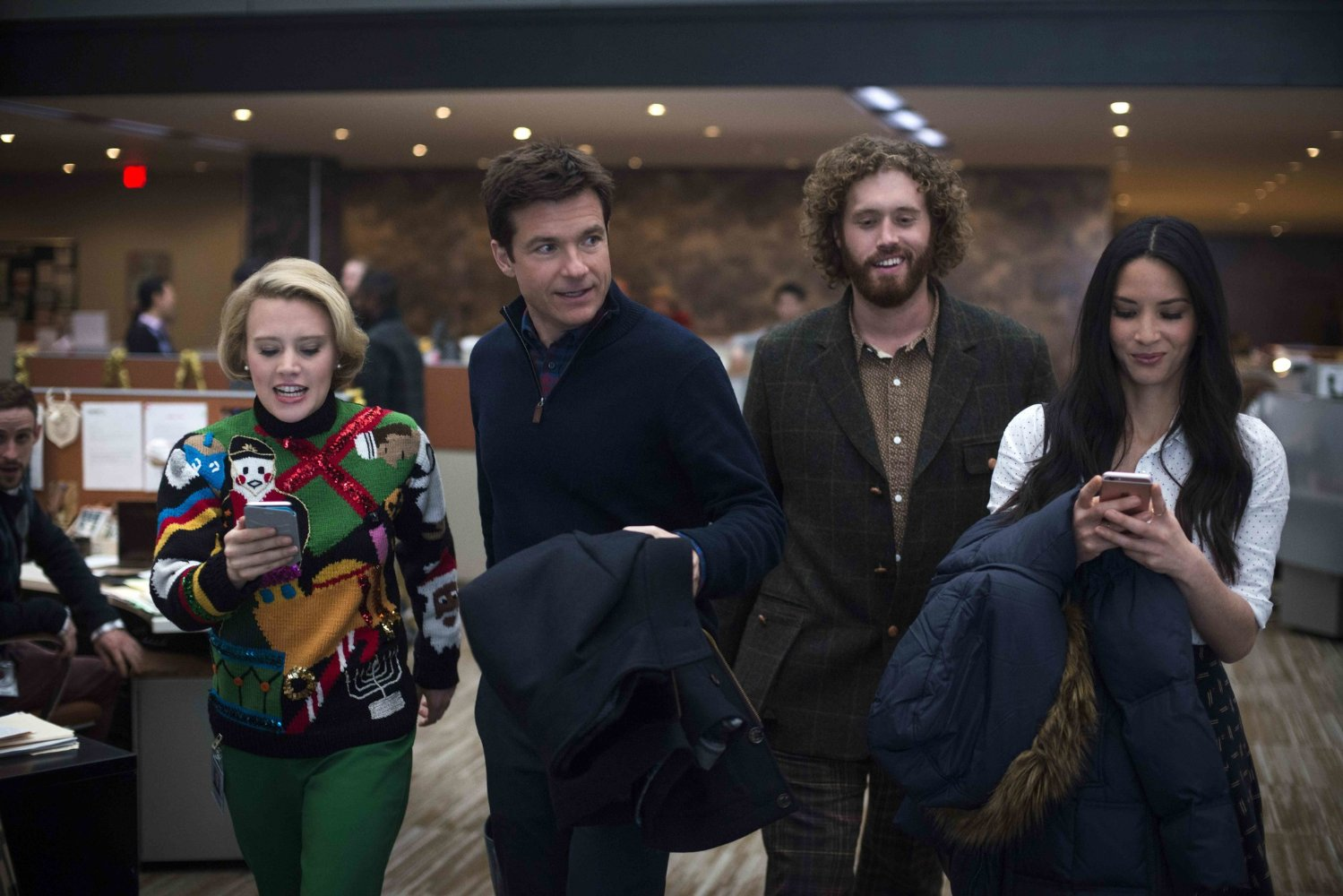 DVD Review - Office Christmas Party