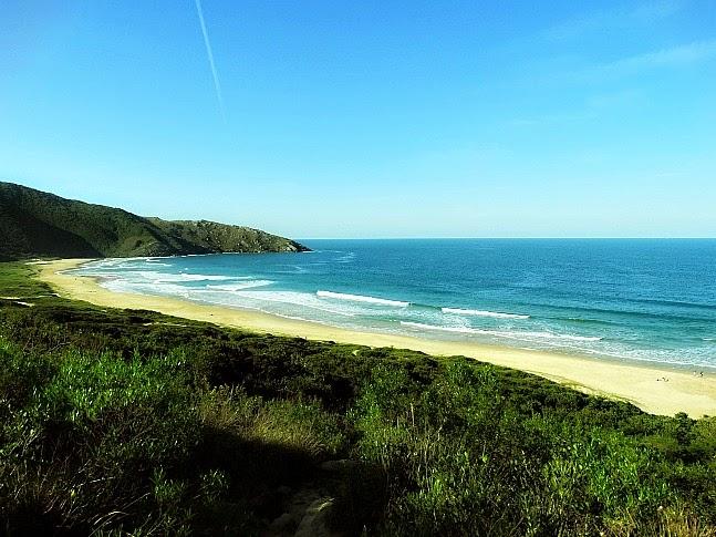 A Lagoinha do Leste, em Florianópolis, é considerada uma das mais belas praias de Santa Catarina