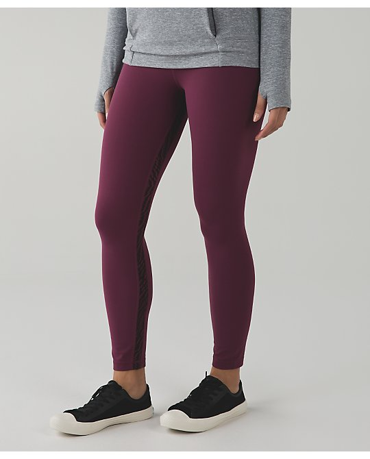 lululemon red-grape-align
