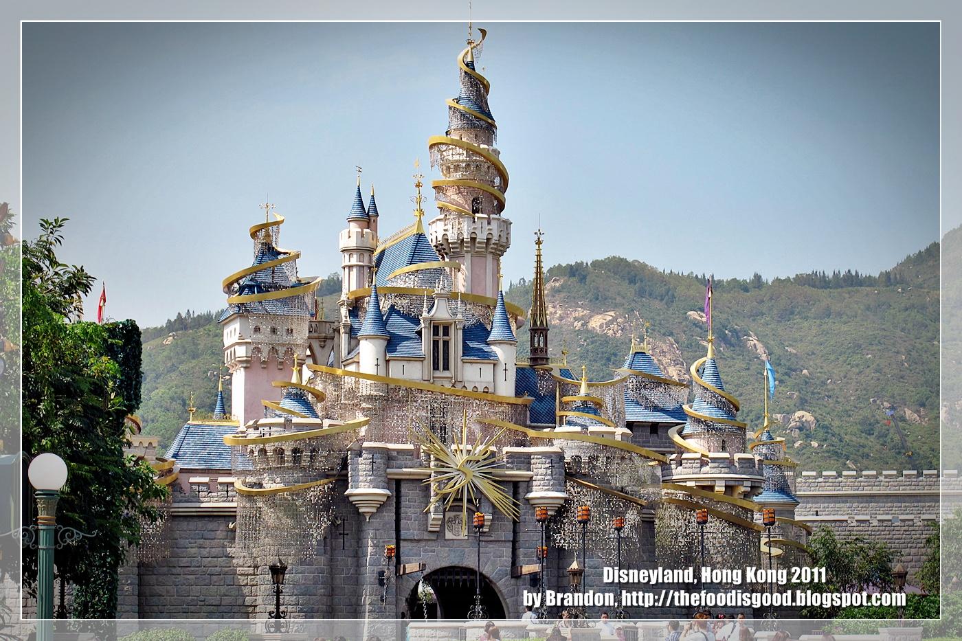 My LIFE, Food & Travel Experience ~ Malaysia, Taiwan & the World: Disneyland Hong Kong ~ Hong