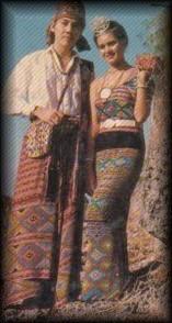 Baju Adat Suku Sabu Nusa Tenggara Timur (NTT)