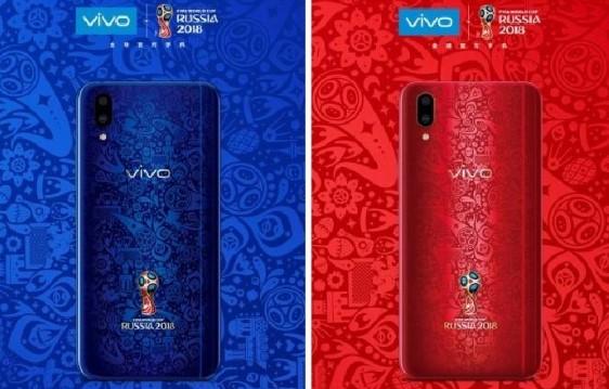 Spesifikasi Vivo X21 Desain World Cup Terbaru