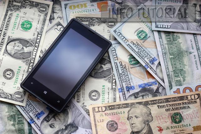 Cara meng Hasilkan Uang Dari Android